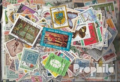 colombia 500 different stamps