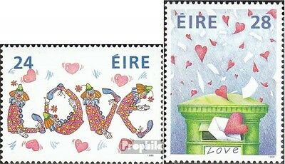 Ireland 640-641 (complete issue) unmounted mint / never hinged 1988 Valentines D