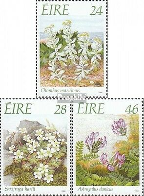 Ireland 654-656 (complete issue) unmounted mint / never hinged 1988 Plants