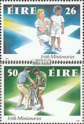 Ireland 720-721 (complete issue) unmounted mint / never hinged 1990 Missionaries