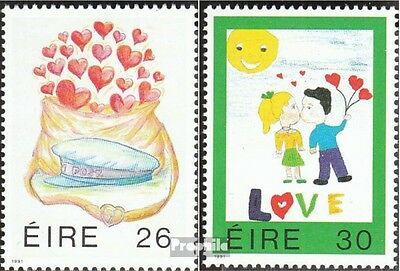 Ireland 744-745 (complete issue) unmounted mint / never hinged 1991 Valentines D