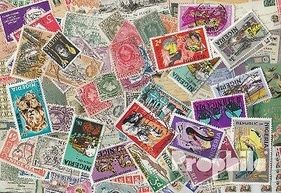 nigeria 50 different stamps