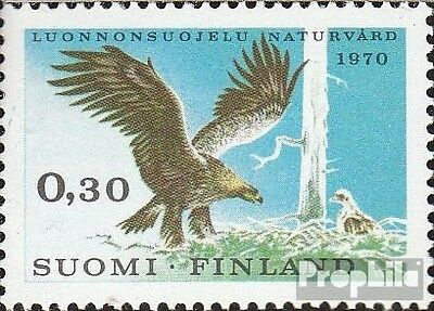 Finland 667 (complete issue) unmounted mint / never hinged 1970 European Conserv