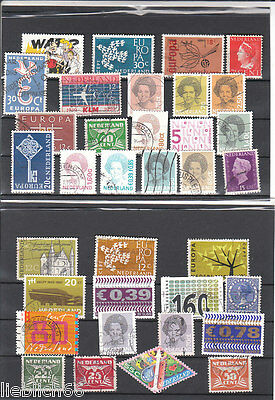 Netherlands mix beautiful Postage stamps Los 2026