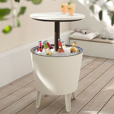 Keter Cool Bar Drink Storage and Table, All in One