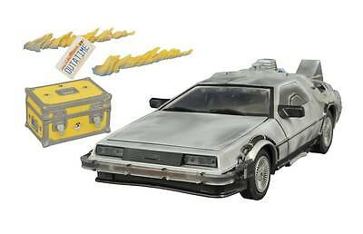Diamond Select - Back to the Future - Iced Time Machine Collector Set