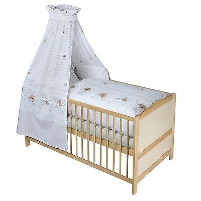 Julius Zöllner Komplettbett Sweet Dreams mit Bett Nelly natur NEU