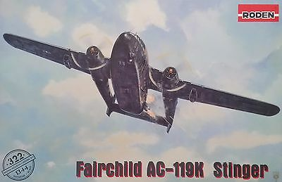 RODEN® #322 Fairchild AC-119K Stinger in 1:144