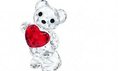 Swarovski  Bear Kris Birthstone January   New