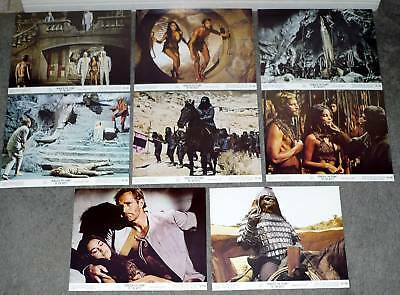 BENEATH THE PLANET OF THE APES original color lobby still set CHARLTON HESTON