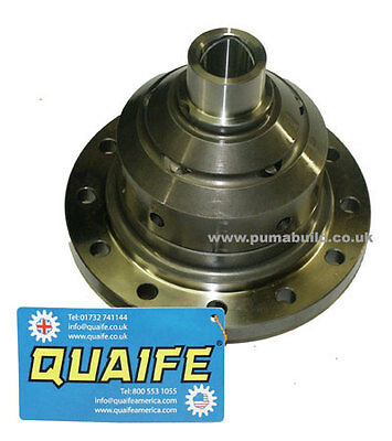 Quaife ATB Differential: Ford Focus Mk2 ST225 (QDF13J)
