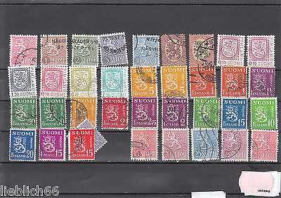Finland Suomi nice old Lot 2868