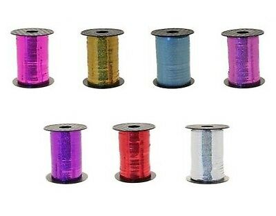 HOLOGRAPHIC Curling RIBBONS (5mmx250m ) (Party/Decoration/Balloons)