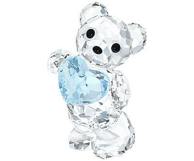 Swarovski  Bear Kris Birthstone March    New