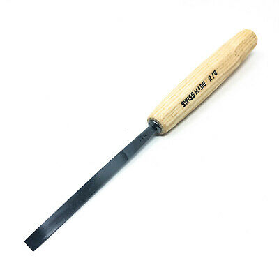 PFEIL SWISS MADE 2/8 #2 8MM GOUGE CARVING TOOL-$8.95 to ship, extras ship $1