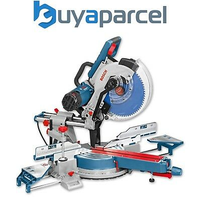 Bosch GCM 12 SDE 240v Professional Sliding Mitre Saw 305mm