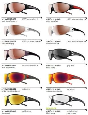 Adidas Brille TYCANE a191 - Large / a192 - Small, Outdoorbrille, Skibrille