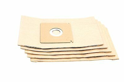 VAX Hoover Bags Paper Vacuum Cleaner Dustbags x 5 BN