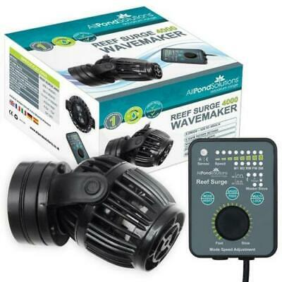 Aquarium Marine Wave Maker Circulation Pump Reef Fish Tank - Wireless Controller