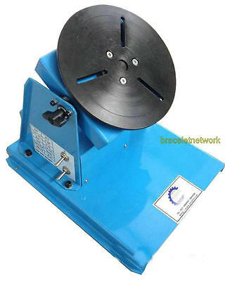2~16RPM light Duty Welding Positioner with 80mm Chuck 10kg