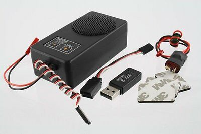 Sense-Innovations 39854 ESS-ONE Motor Soundmodul für RC-Cars