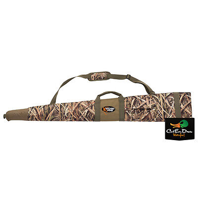 Browning Wicked Wing Shotgun Gun Case Floating Padded Shadow Grass Blades Camo