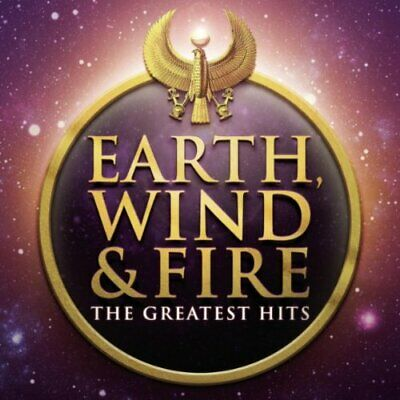 Earth, Wind And Fire - Earth Wind And Fire - The Greatest Hits (NEW CD)