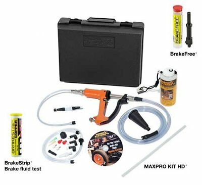 Phoenix Systems 2001HD-B MaxProHD Brake & Clutch Bleeder Kit