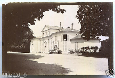 photo ancienne . St-Cloud . 92 . Pavillon De Breteuil .