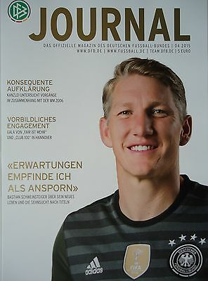 Programm Magazin DFB Journal Nr. 4/2015
