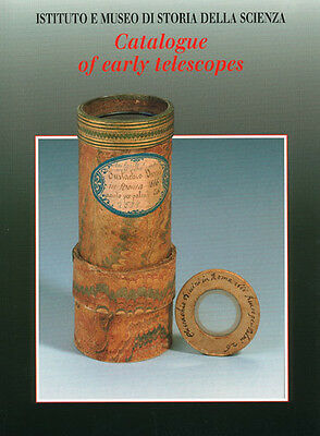 Florence Museum Catalogue of Early Telescopes