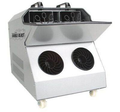 American DJ BUBBLE BLAST High Output Effect Machine With Remote Fan Technology