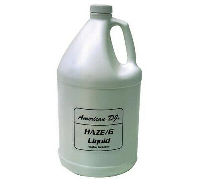 American DJ HAZE/GAL 1 Gallon Oil Based Fluid Juice Forhaze Machine Generator