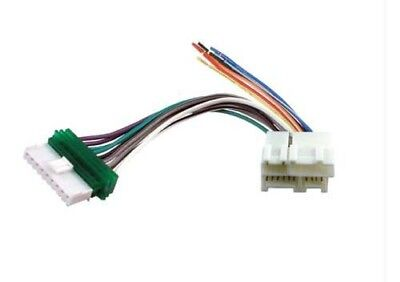 Peripheral PXHGM3 00-05 Gm 12 Pin Aux2Car Car Audio Adapter Installation Harness