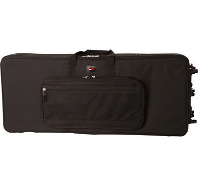 Gator Cases Gk-88 Note Keyboard Lightweight Case With Exterior Compartment New