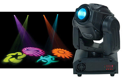 American DJ X MOVE LED High-Powered Dmx Moving Head With 20 Watts LEDs Source