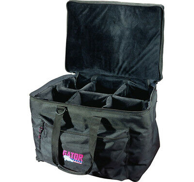 Gator Cases GP-40 Percussion Accessory Bag With Movable & Adjustable Divider