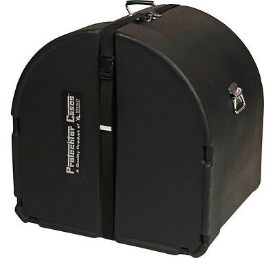 Gator Cases Gp Pc2218Bd Classic Bass Drum Instrument Case With Molded Design New