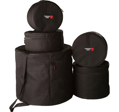 Gator Cases GP-STANDARD-100 5-Piece Drum Set Padded Gig Combo Bag For Drums New