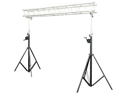 Odyssey Cases LTMTS10PRO Premium 10 Feet Portable Square Lighting Truss System