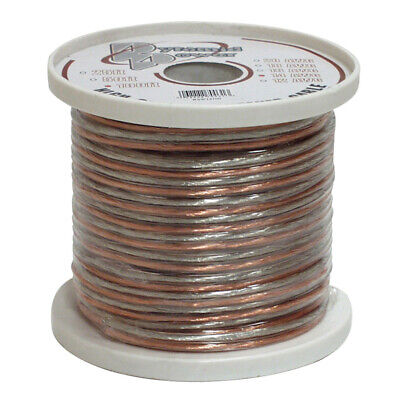 Pyramid Audio RSW20500 New 20 Gauge 500 Feet Spool Of High Quality Speaker Wire