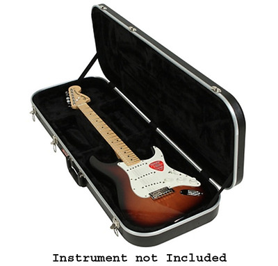 Skb Cases 1Skb-6 Rectangular Case For Strat / Tele Electric Guitars 1Skb6 New