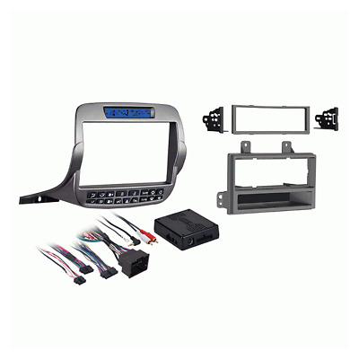 Metra 99-3010S Double Din Installation Dash Kit For Select 2010-Up Chevy Camaro