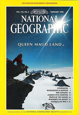 National Géographic(EN) VOL.193 NO.2 February 1998 Queen Maud Land,...