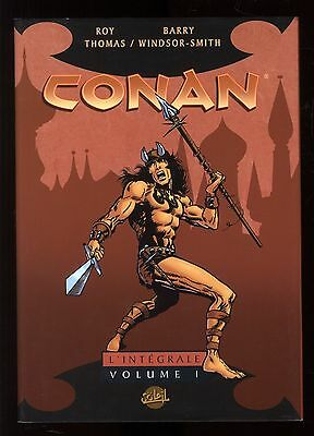 CONAN   L'INTEGRALE  Vol.1   WINDSOR-SMITH   THOMAS   EO 2004    SOLEIL