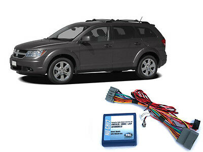 Pac NU-CHY2 Factory Nav Navigation Radio Dvd Unlock Harness 09-10 Dodge Journey