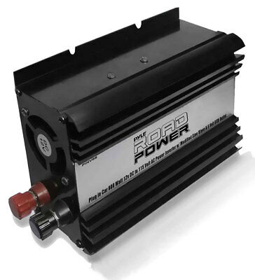Pyle PINV66 Plug-In Car Power Inverter W/ 600 Watt Output & Modified Sine Wave