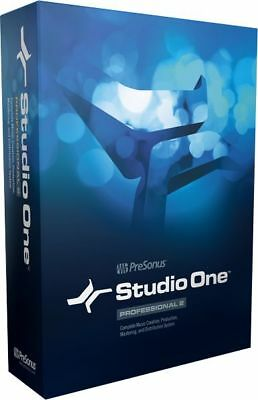 Presonus STUDIO ONE PROFESSIONAL 2 With Event-Based Effects And Video Playback