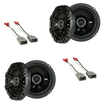 Fit Acura Integra 1986-2001 Factory Speaker Replacement Kicker (2) DSC65 Package