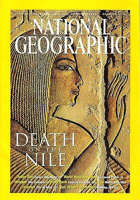 National Géographic(EN) VOL.202 NO.4 October 2002 Death On The Nile,...